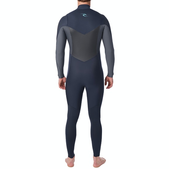 Rip Curl Dawn Patrol Chest Zip 3/2mm Wetsuit