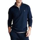 Polo Ralph Lauren Jersey Quarter-Zip Pullover Herre Knits