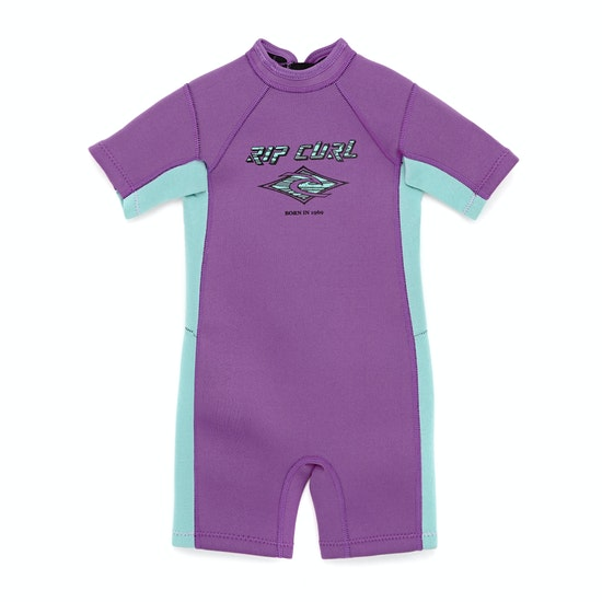 Rip Curl Groms Omega Short Sleeve Kids Wetsuit
