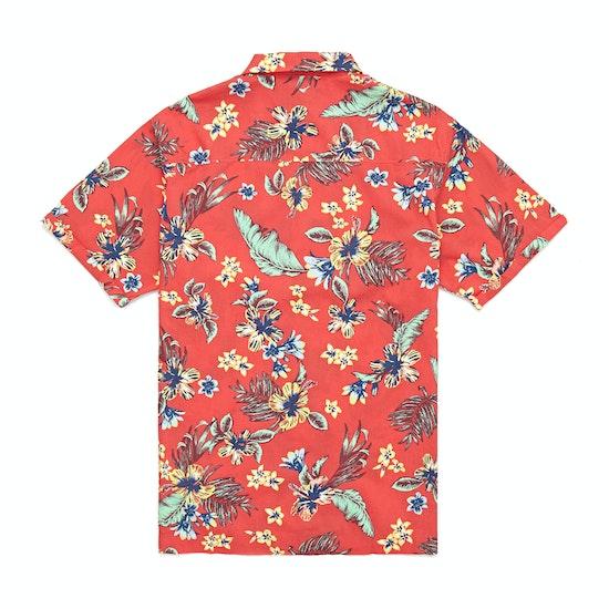 Superdry Hawaiian Box Short Sleeve Shirt