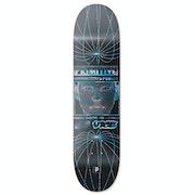 Primitive Vice Feed Skateboard Deck