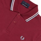 Fred Perry Re Issues Made in England Twin Tipped Polokošile