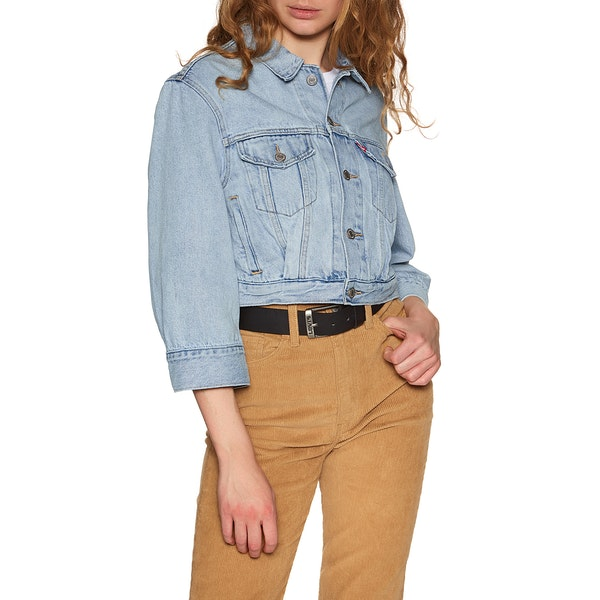 Levi's Loose Sleeve Trucker Women's Jacket