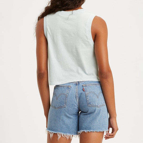 Levi's Graphic Crop Tank Vest
