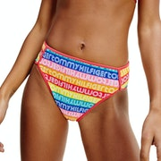 Bas de maillot de bain Femme Tommy Hilfiger Rainbow Cheeky Highwaist
