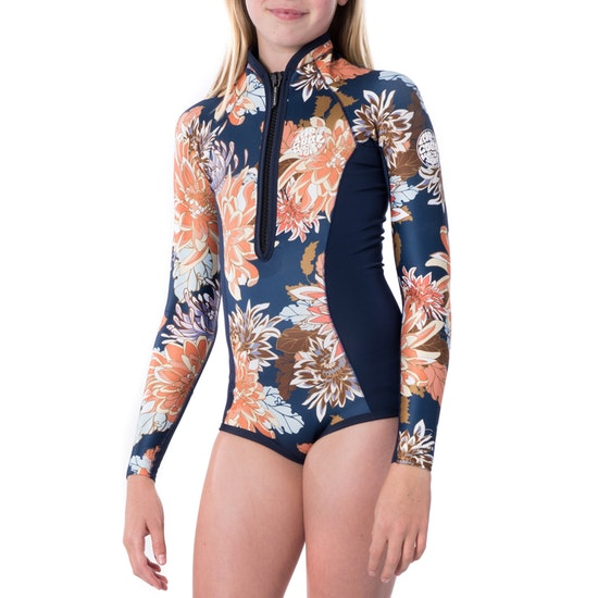 Rip Curl G Bomb Sub Long Sleeve Spring Girls Wetsuit