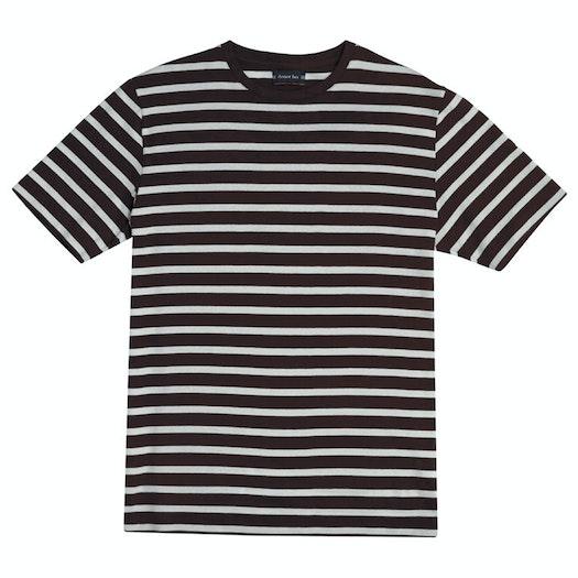T-Shirt à Manche Courte Armor Lux Mariniere