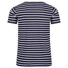 Armor Lux Breton Striped Women's Short Sleeve T-Shirt