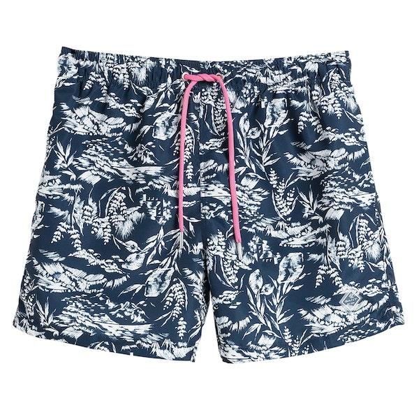 Gant Riviera View Classic Fit Swim Shorts