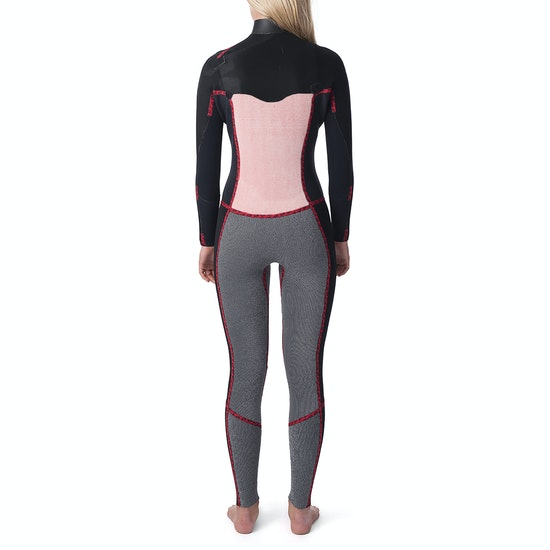 Rip Curl Dawn Patrol 3/2mm Chest Zip Womens Wetsuit