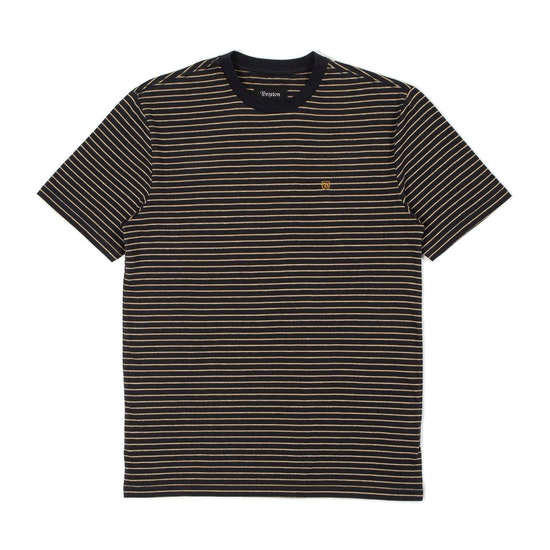 Brixton Hilt Knit Short Sleeve T-Shirt