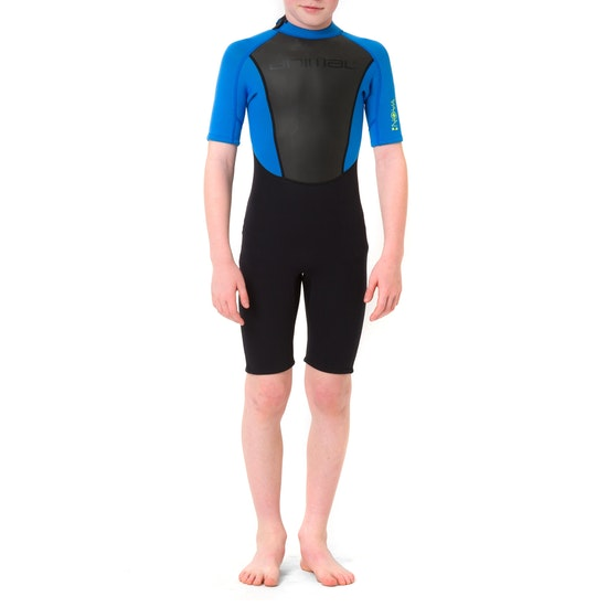Animal 3/2mm Nova Shorty Wetsuit