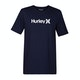 Hurley One & Only Solid T-Shirt Korte Mouwen