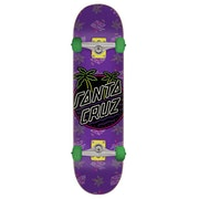 Santa Cruz Glow Dot Kids Skateboard