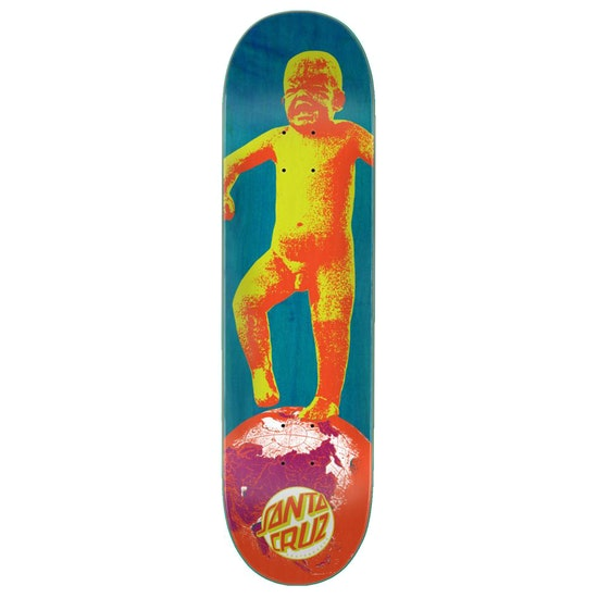 Santa Cruz Salba Cry Baby Skateboard Deck