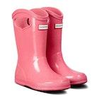 Hunter First Classic Starcloud Girl's Wellington Boots