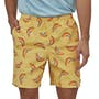 Melons Surfboard Yellow
