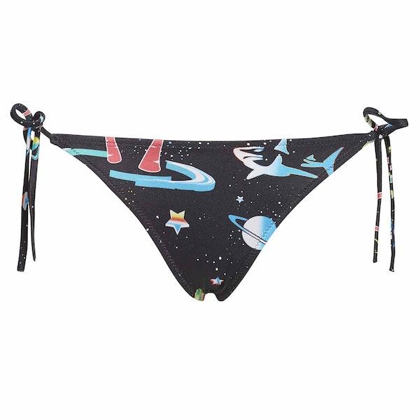 Calvin Klein String Side Tie Bikini Bottoms