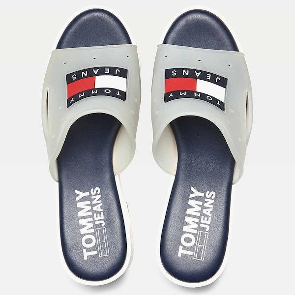 Sandalias Mujer Tommy Jeans Heritage Chunky Heel