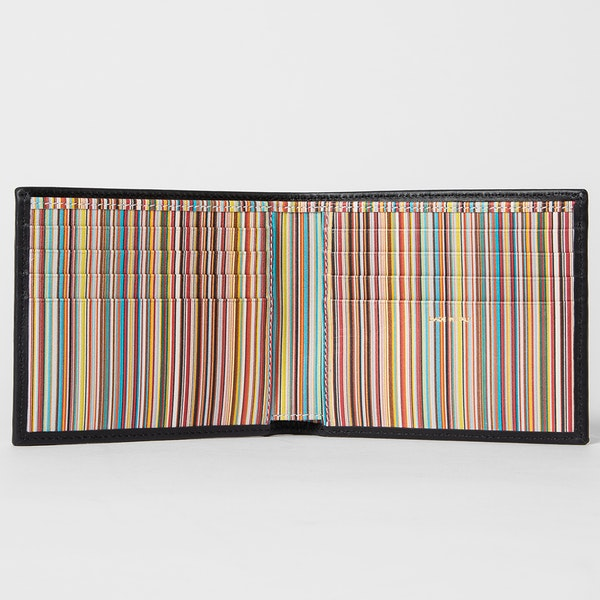Paul Smith Signature Stripe Męskie Portfel