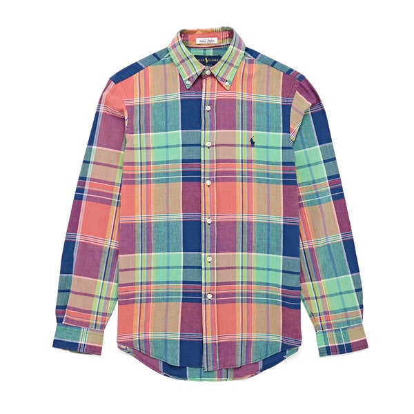Polo Ralph Lauren Madras Check Koszula