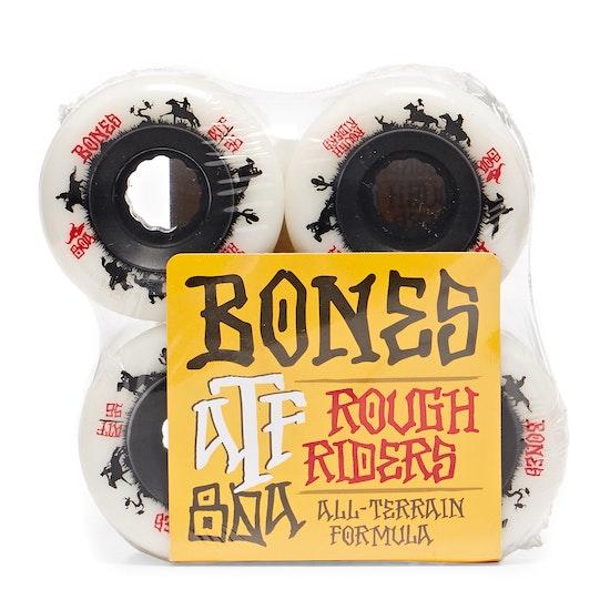 Bones Atf Rough Riders Wranglers Core Skateboard Wheel