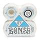 Bones Spf Spines 84b P5 Sidecut Skateboard Wheel