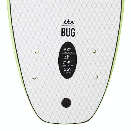 Surfboard Ocean and Earth The Bug Twin Fin