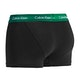Calvin Klein 3 Pack Low Rise Trunk Boxer Shorts