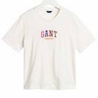 Gant Multi Colour Graphic Short Sleeve T-Shirt
