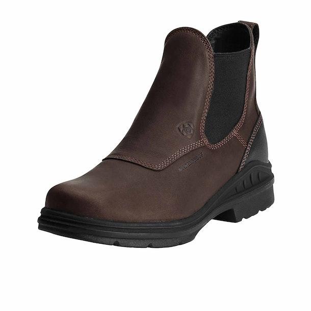 Ariat Barnyard Twin Gore H20 Mens Riding Boots