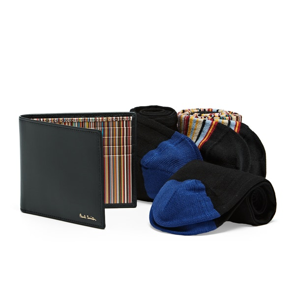 Paul Smith Wallet And Socks Men's Gift Set
