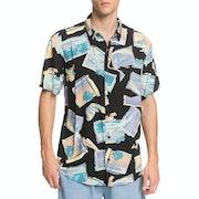 Quiksilver Vacancy Short Sleeve Shirt