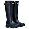Hunter Balmoral Side Adjustable 3mm Neoprene Ladies Wellington Boots