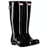 Hunter Original Back Adjustable Gloss Ladies Wellington Boots