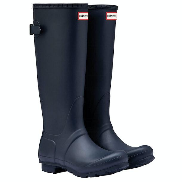 Hunter Original Back Adjustable Ladies Wellington Boots