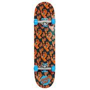 Santa Cruz Hands Allover 7.5 inch Kids Skateboard