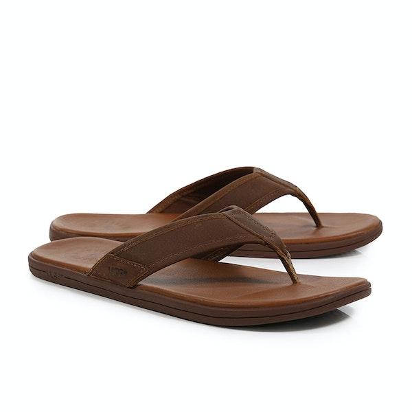 UGG Seaside Flip Leather Sandály