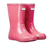 Hunter First Classic Starcloud Girl's Wellington Boots