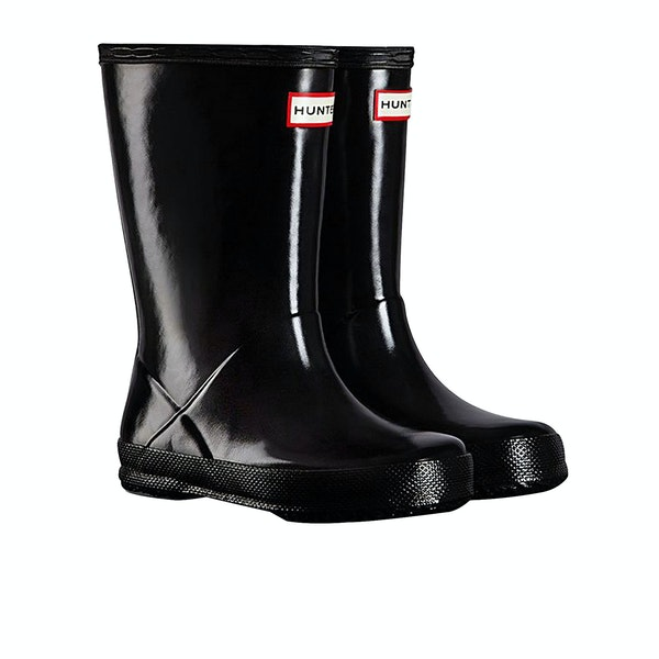 Hunter New First Gloss Kid's Wellington Boots