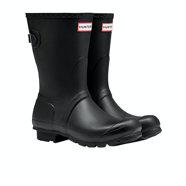 Hunter Original Back Adjustable Short Women's Wellington Boots