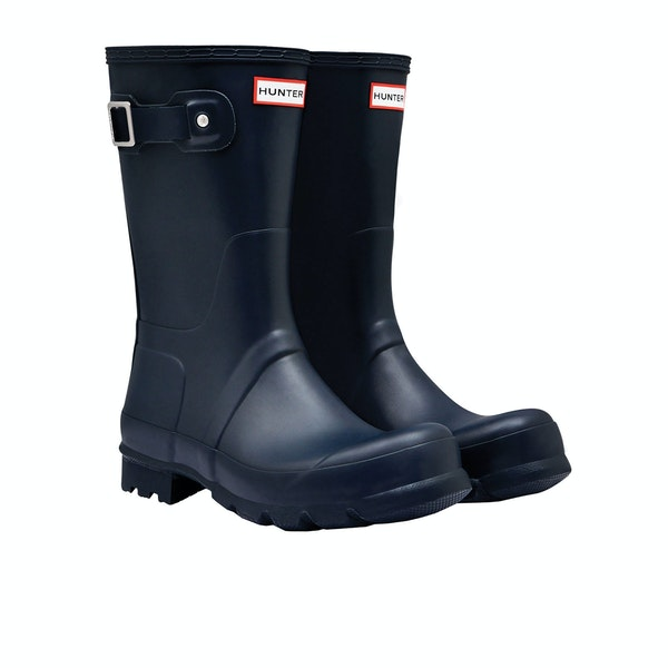 Hunter Original Short Herre Wellies