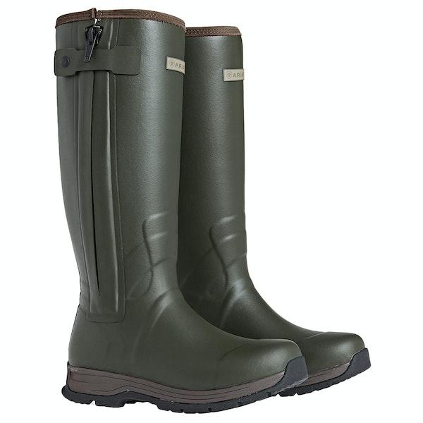 Ariat Burford Insulated Zip Men's Wellington Boots