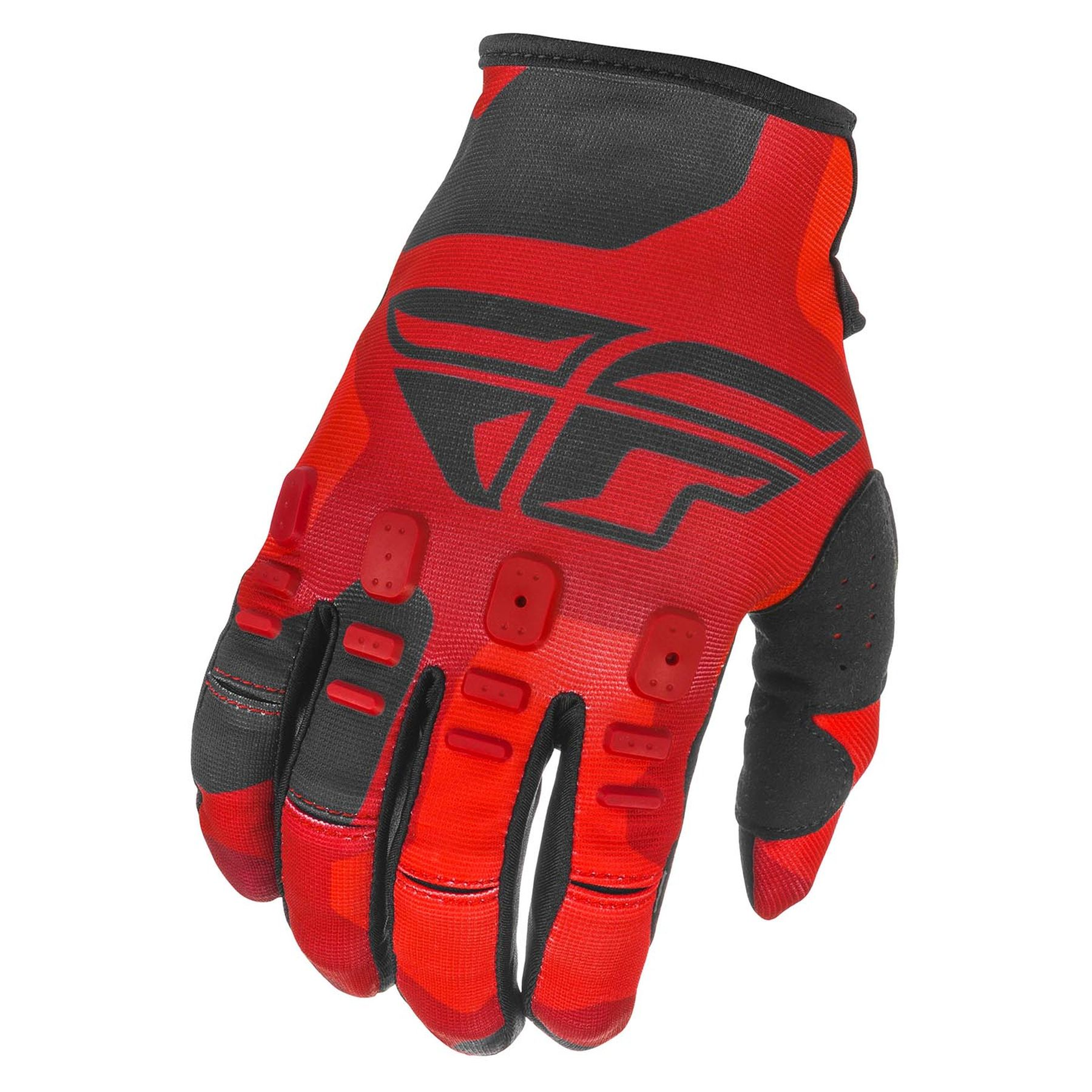 Fly Racing 2021 Youth Kinetic Jersey Small K221 RED//Black