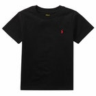 Polo Ralph Lauren Cotton Jersey Crewneck Junior Kurzarm-T-Shirt