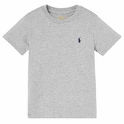 Camiseta de manga corta Polo Ralph Lauren Cotton Jersey Crewneck Junior