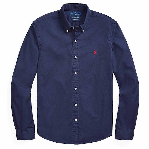 Camisa Hombre Polo Ralph Lauren Long Sleeve Oxford