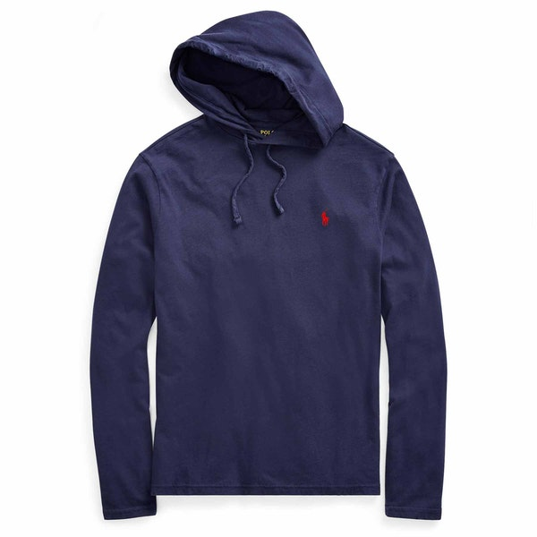 Polo Ralph Lauren Hooded Men's Long Sleeve T-Shirt