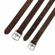 HY High Quality Stirrup Leathers