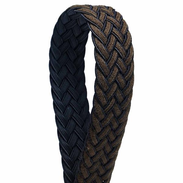 Anderson Woven Men's Leather Belt